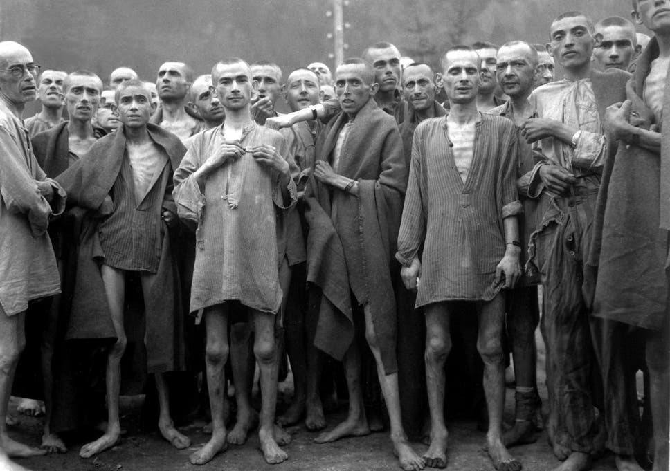 Allied forces knew about Holocaust two years before