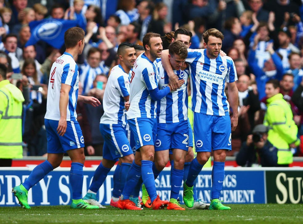 Solly March's second-half goal proved to be the winner