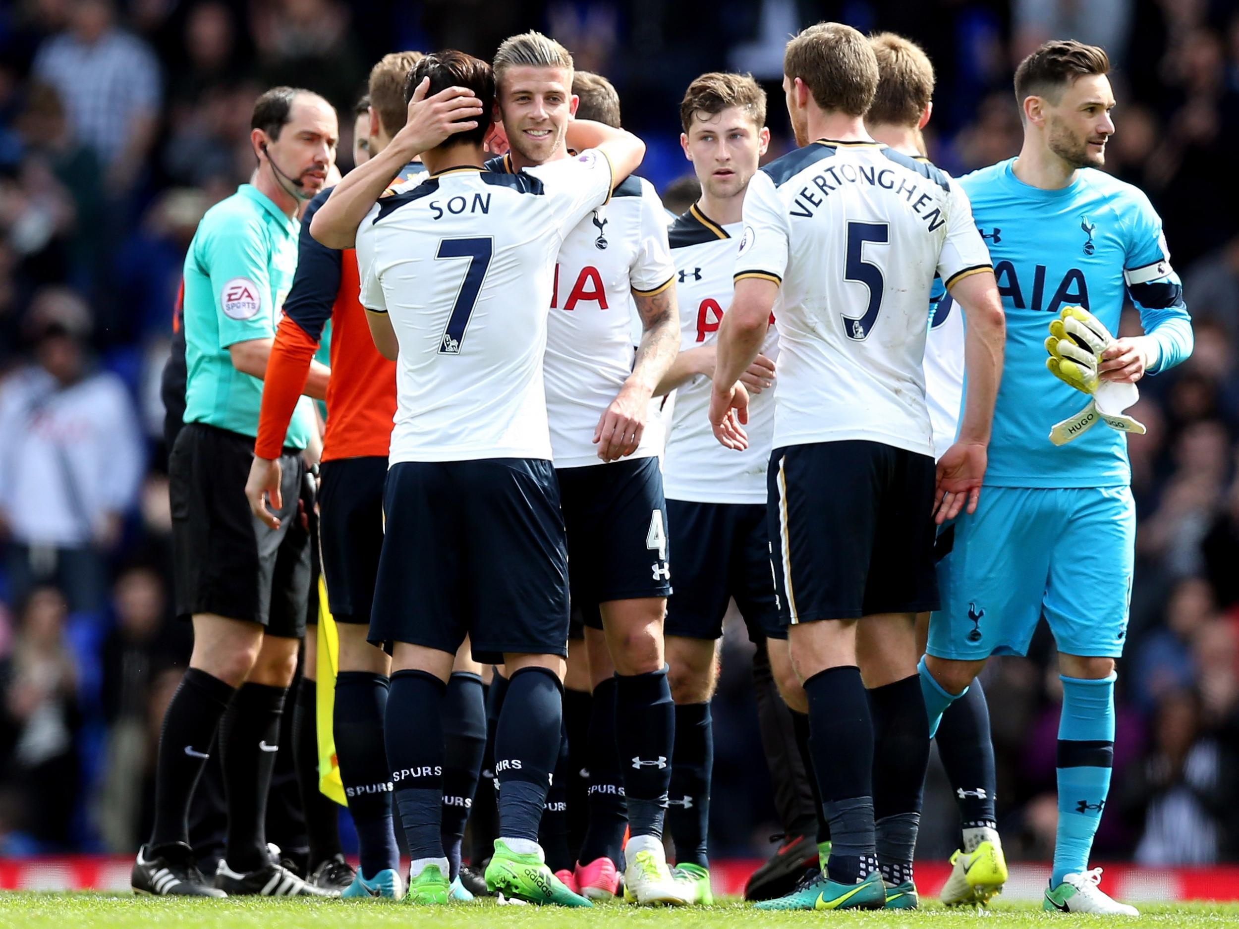 Tottenham Hotspur are the best pound-for-pound team in England - and it isn't even close to a debate