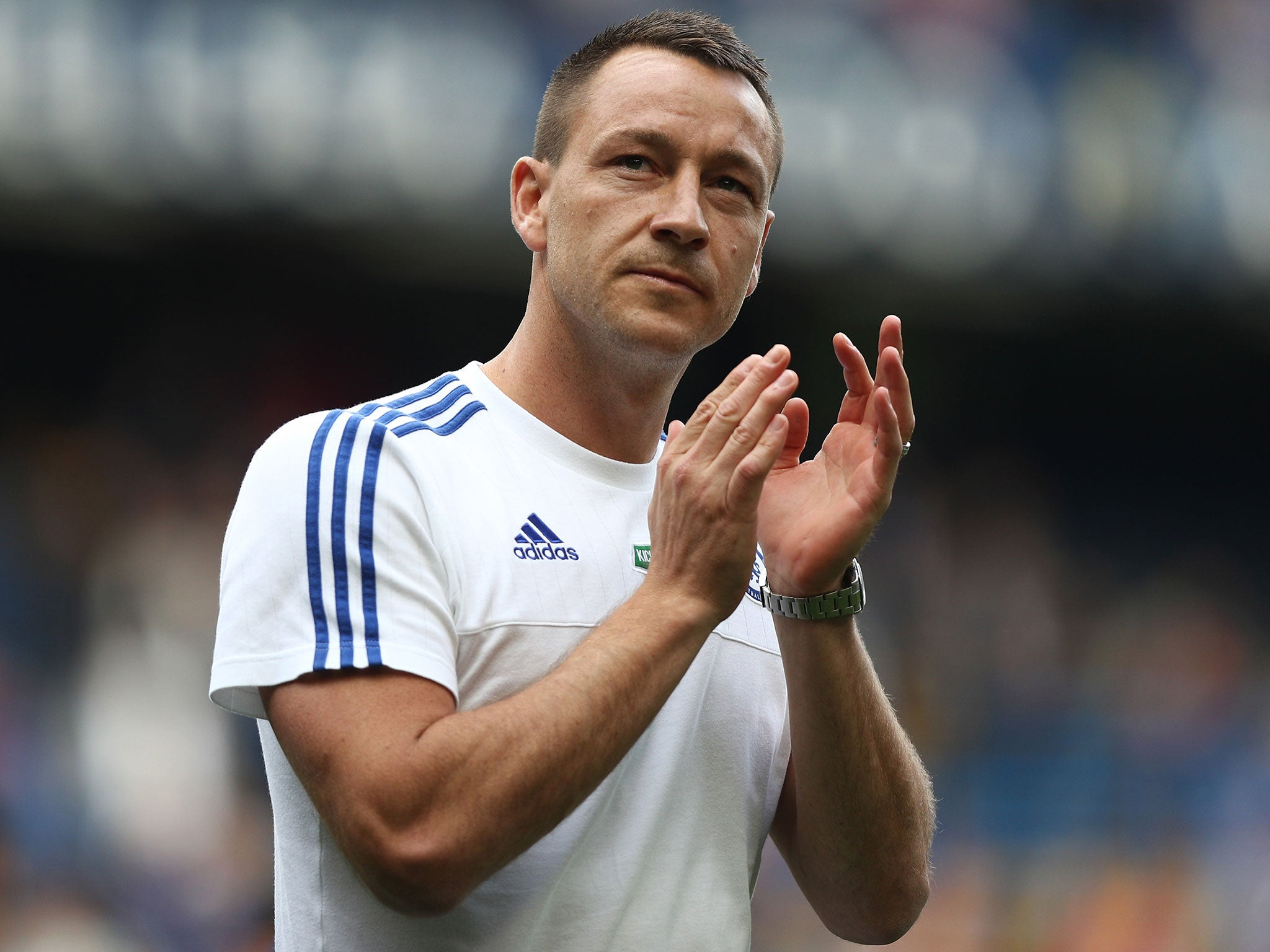 John Terry to leave Chelsea at the end of the season as he will