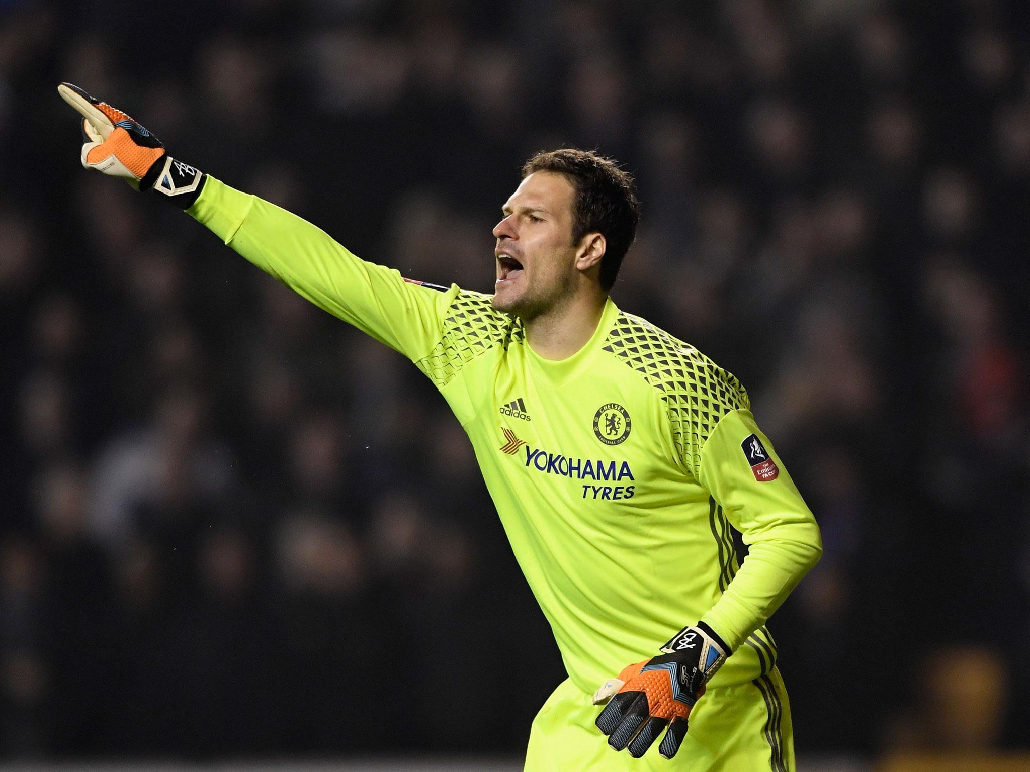 Chelsea will keep their nerve in the title race claims Asmir