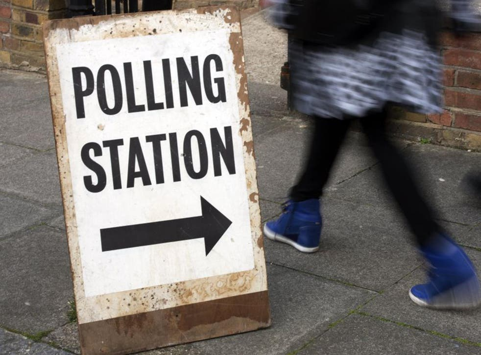 In the local elections in 2014, 1 in 5 people with learning disabilities were turned away from a polling station