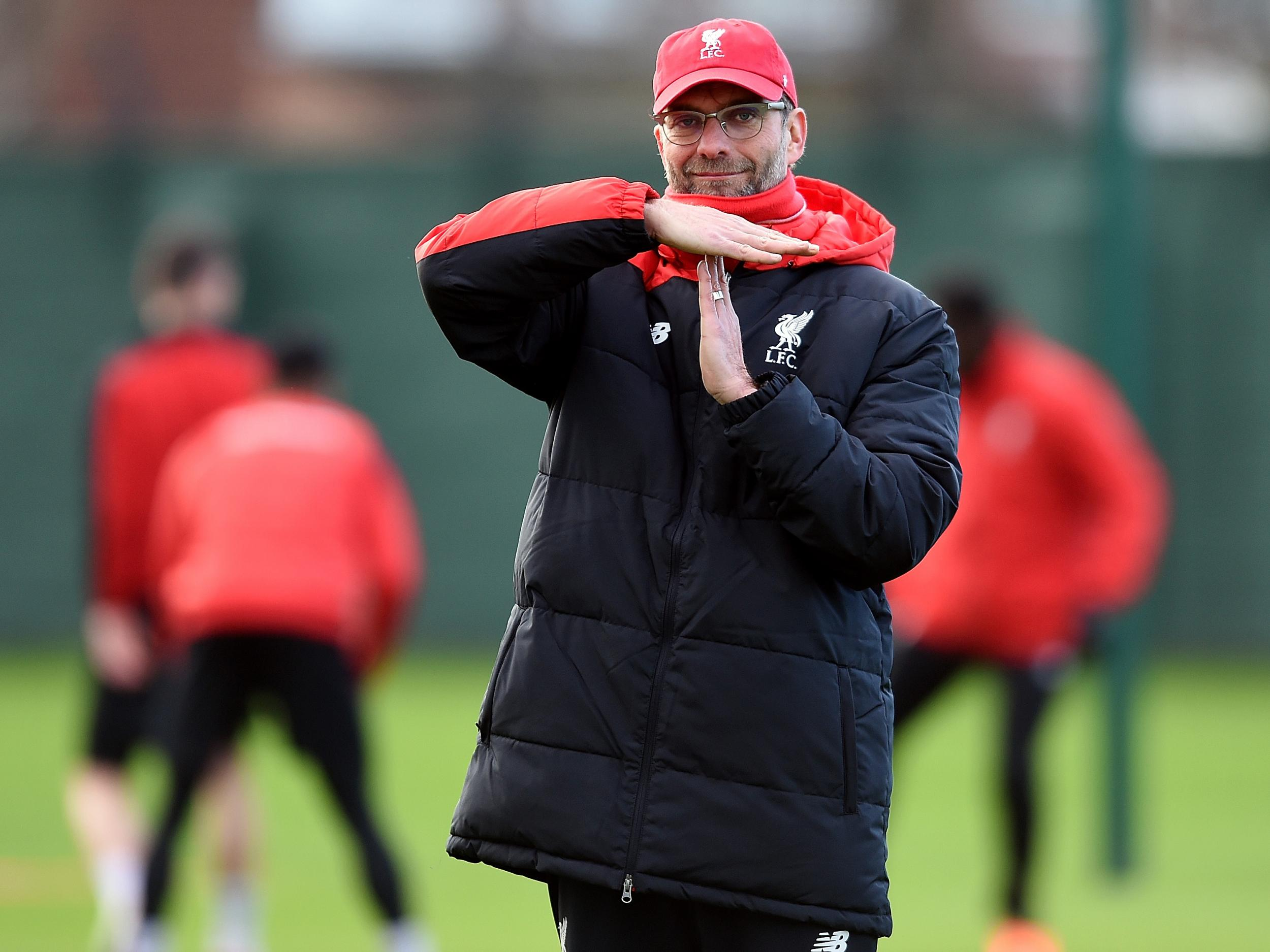 Jurgen Klopp reveals that he could end his managerial career at Liverpool