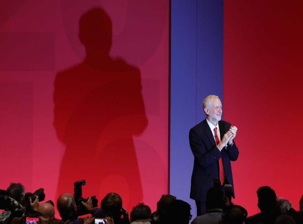 Jeremy Corbyn said recent policy announcements meant Labour offered a 'clear and credible choice for the country'