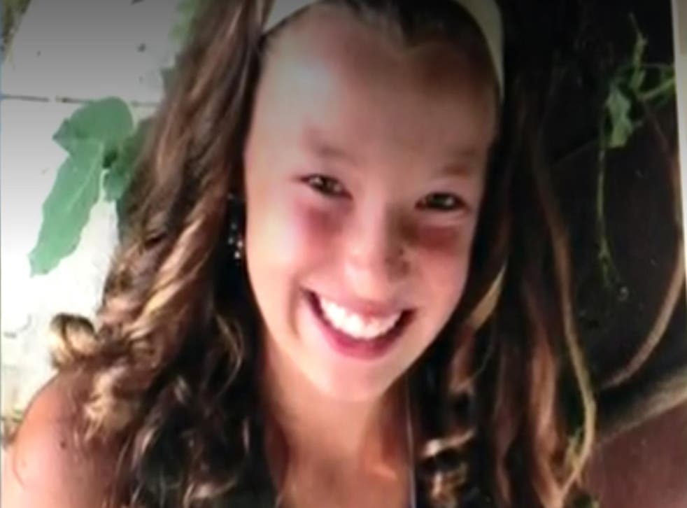 Morgan Kuiper, 11, was accidentally shot in her back garden but survived