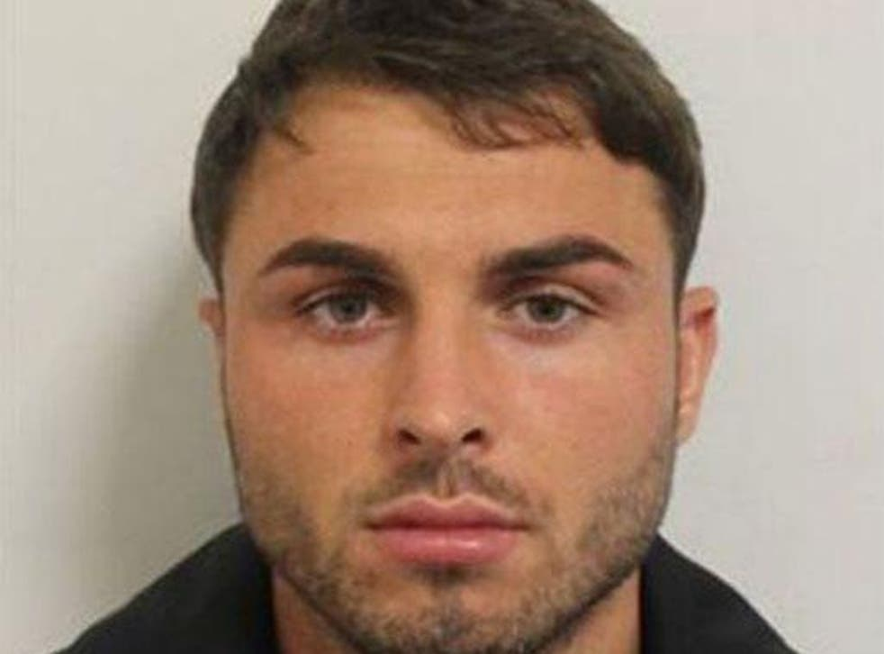 Police said they discovered 30 plants alongside in an outbuilding while searching for the 25-year-old.