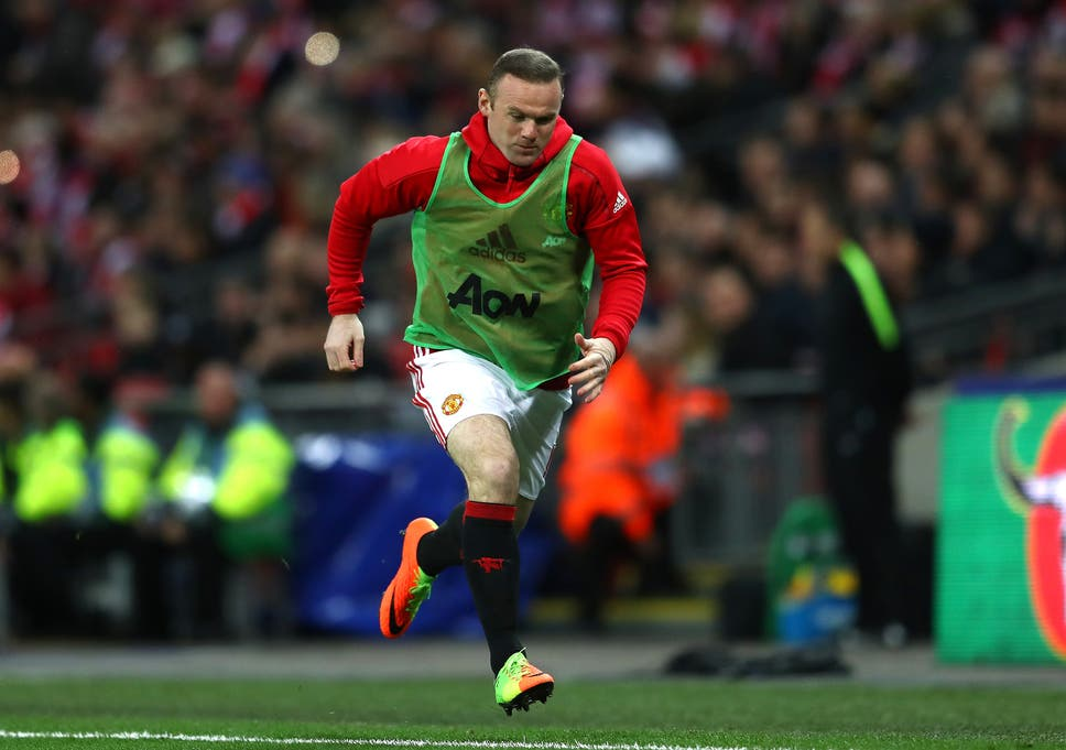 8298346d42c Jose Mourinho says Wayne Rooney could make his injury return in Europa  League match against Anderlecht
