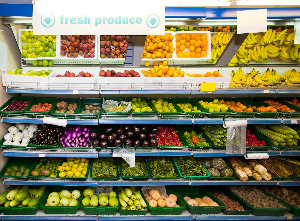 Disruption to food supply chains could impact the freshness of produce