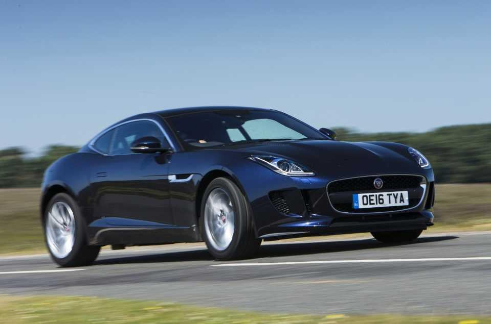 Top Sports Cars Porsche 718 Cayman Bmw M2 And Jaguar F Type Tested