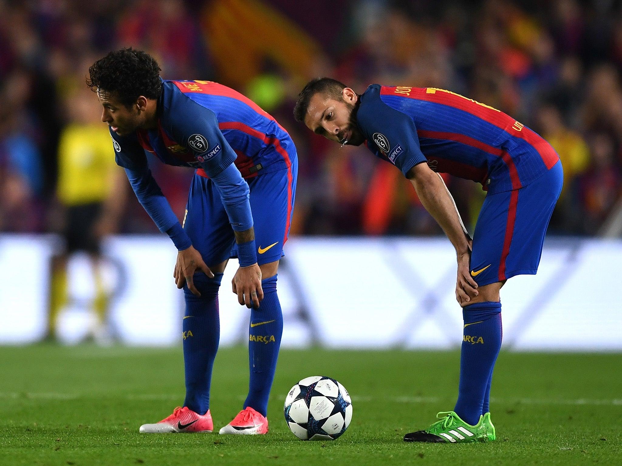 Player ratings: Barcelona vs JuventusCamp Nou - FC Barcelona - Italy - Juventus FC - Lionel Messi - Nielsen Ratings - Paris Saint Germain FC - Paulo Dybala - Turin - UEFA Champions League