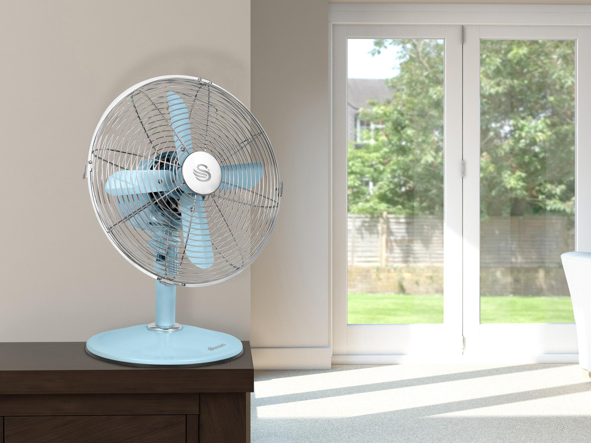 Table Fans vs Pedestal Fans