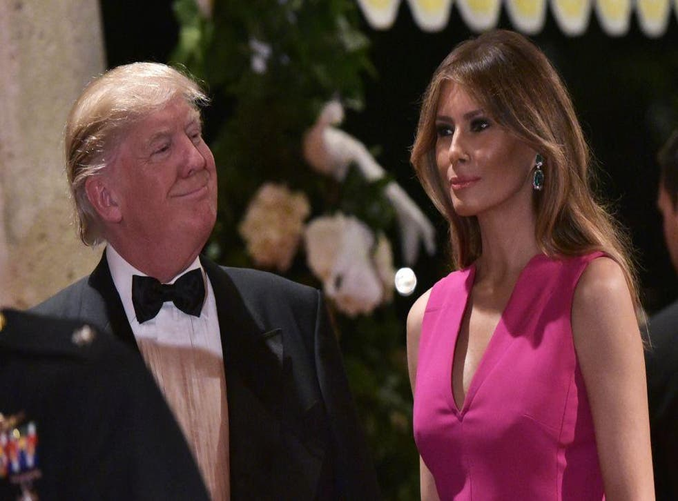 The first lady allegedly earned more than $20,000 (£16,000) in the seven weeks before she acquired legal permission to work in the country