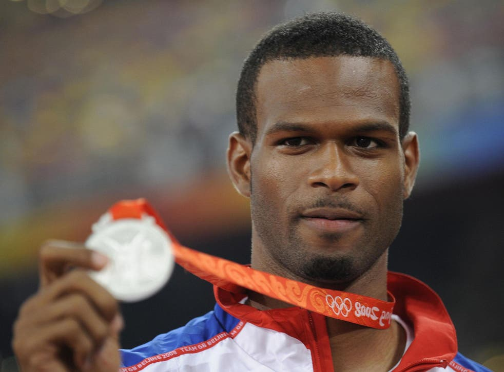 Germaine Mason, pictured with his silver medal at the 2008 Beijing Games, died in the early hours of Thursday morning