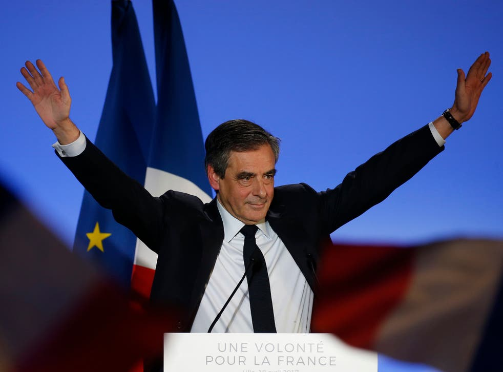 """François Fillon refused to answer questions about the """"fake jobs"""" scandal"""
