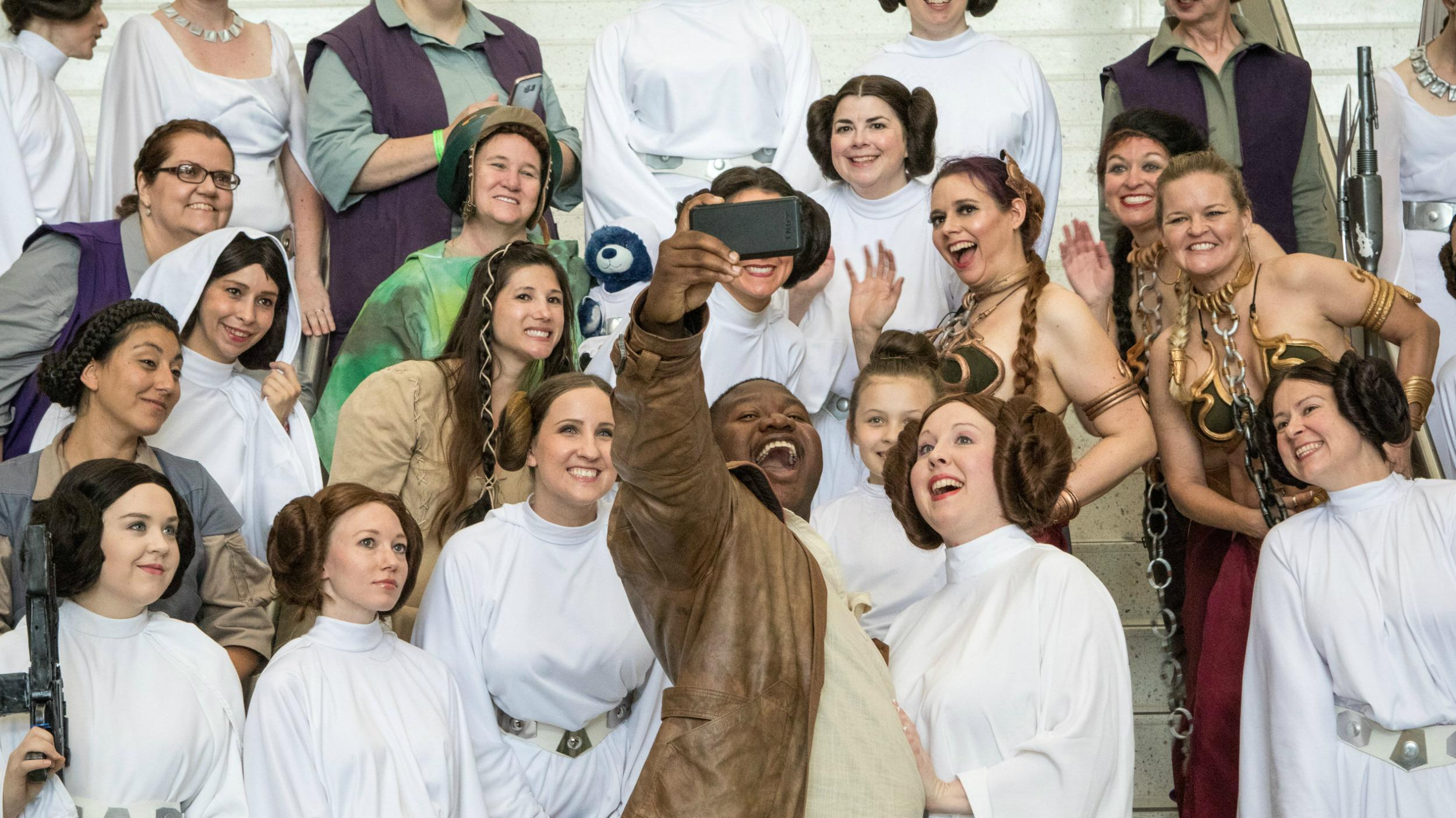 Star Wars Convention