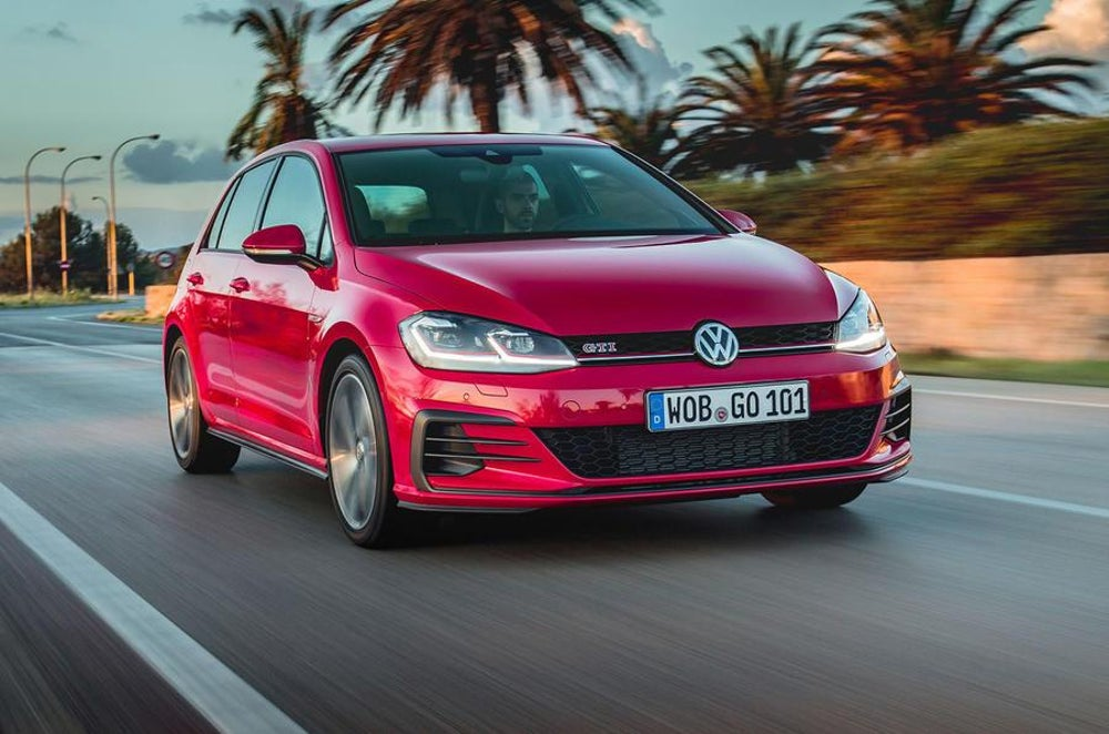 Gti Performance Package >> Vw Golf Gti Performance Pack Driven The Independent