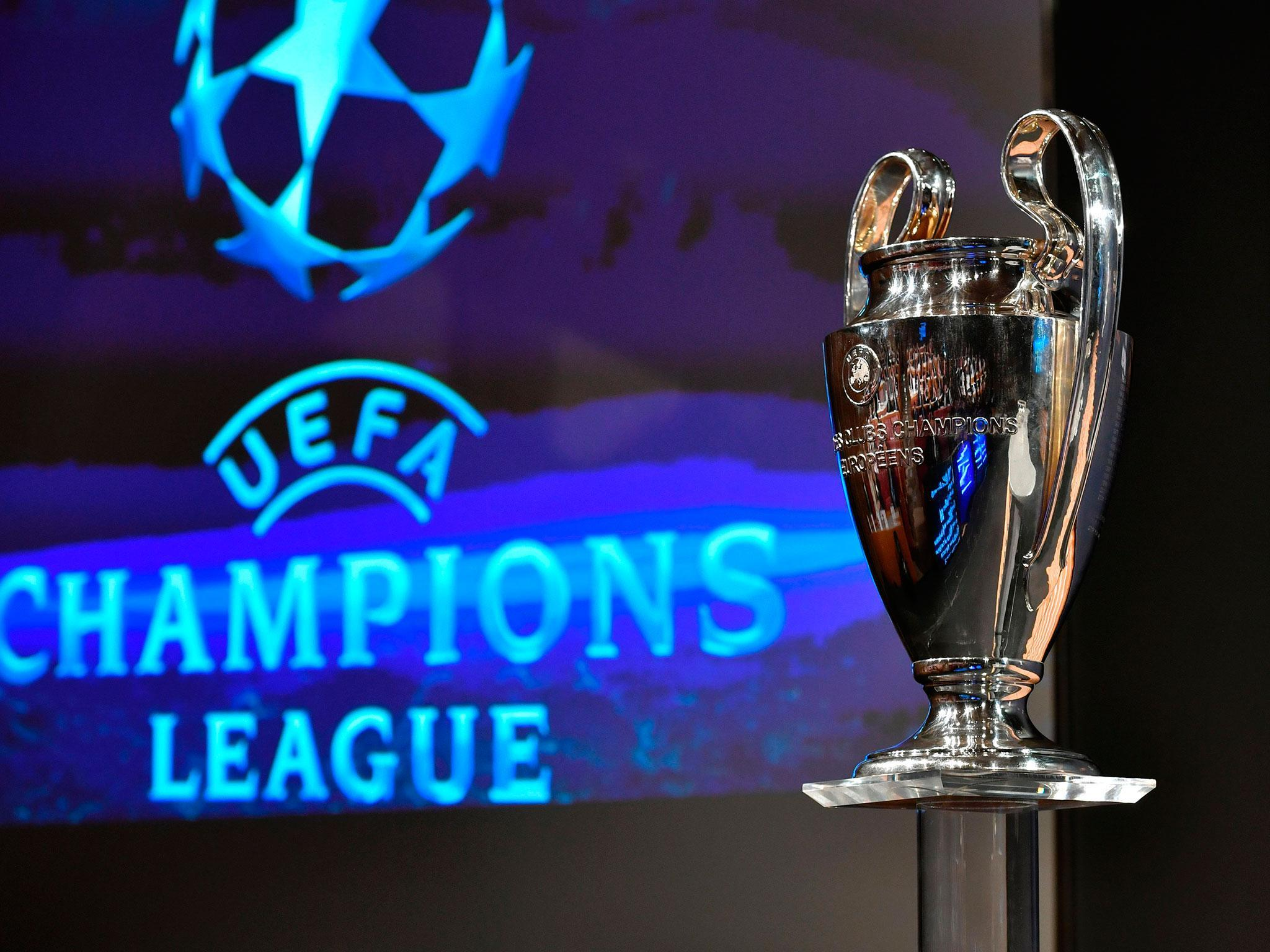 Champions League Draw As It Happened: Real Madrid Vs