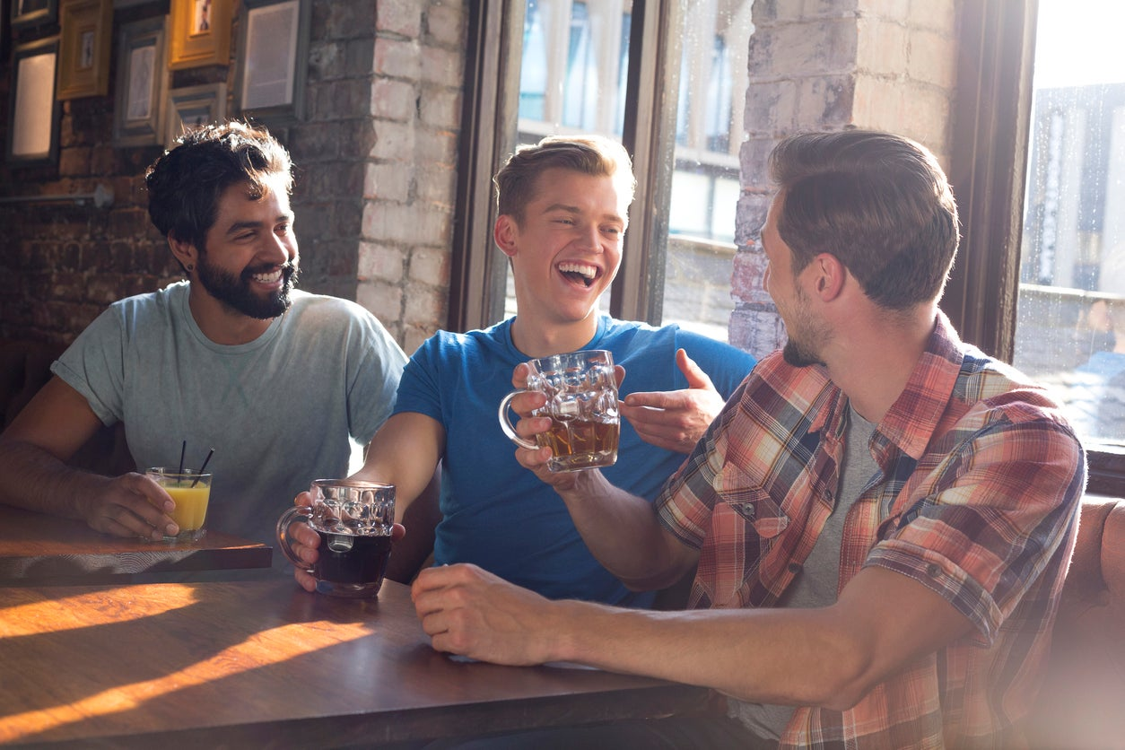 Men use sexist and homophobic jokes due to insecurity over their  masculinity, study claims   The Independent