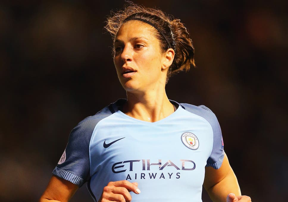 eb053122507 Carli Lloyd has the edge over her compatriot Alex Morgan, according to Lucy  Ward