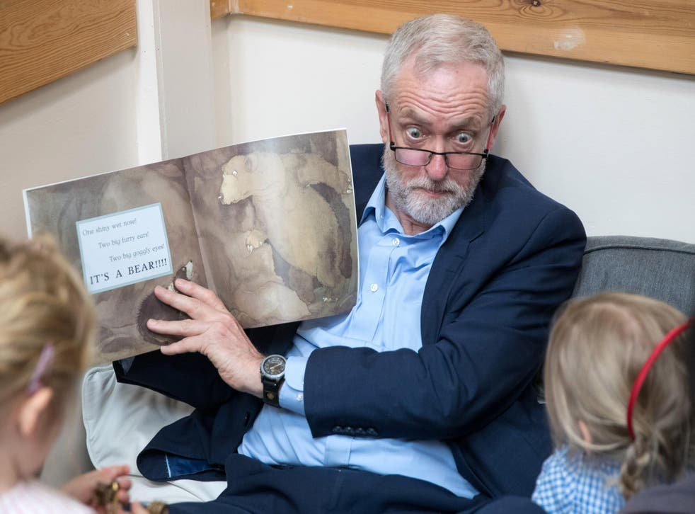 Jeremy Corbyn has to prove himself in the general election to maintain the support of MPs