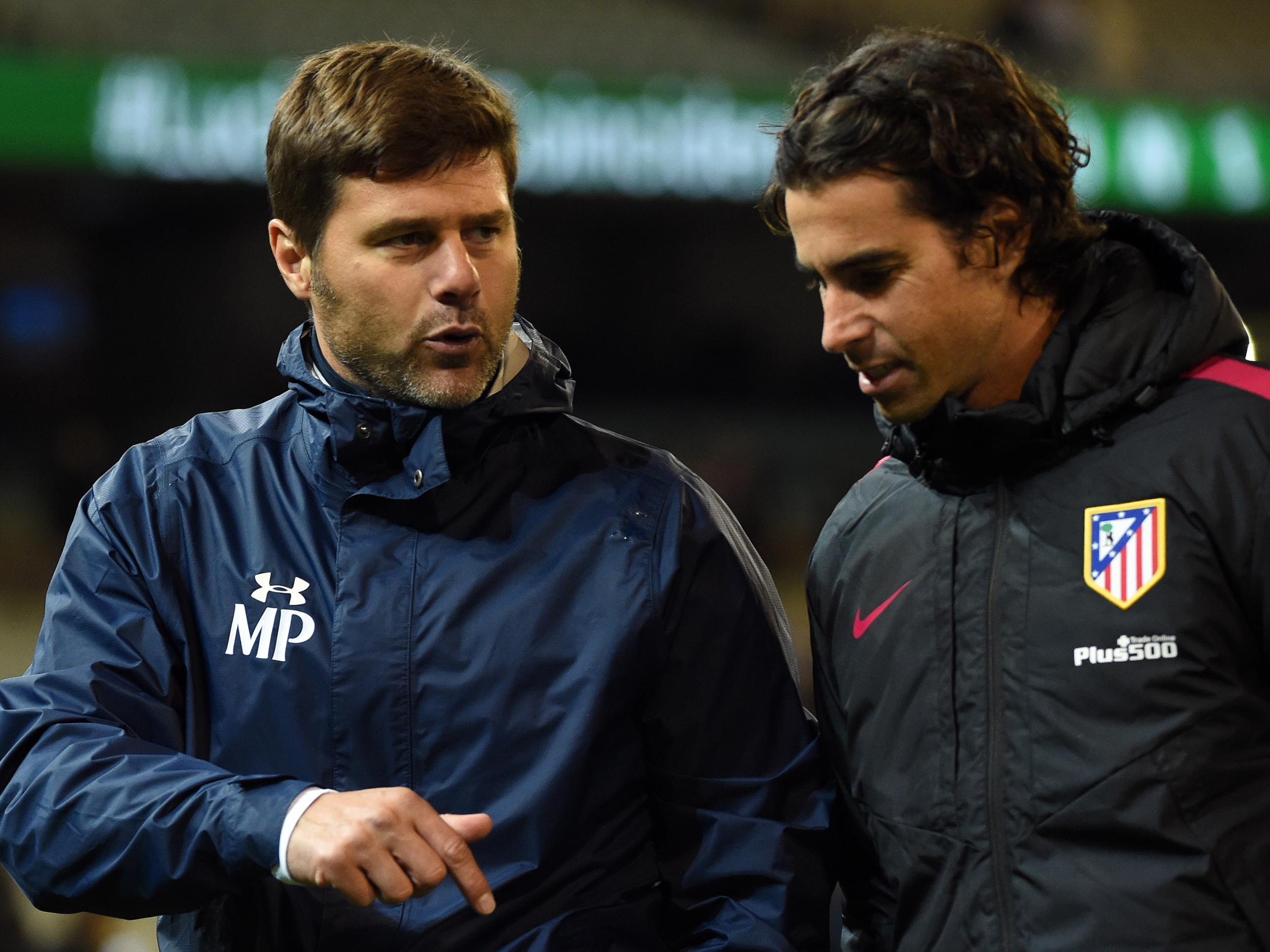 Mauricio Pochettino Wants Tottenham Hotspur To Follow Atletico Madrid S Example In Their Quest For Success The Independent The Independent