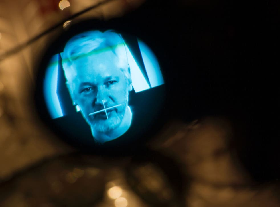 <p>If Julian Assange were to be extradited, he would face 175 years in prison</p>