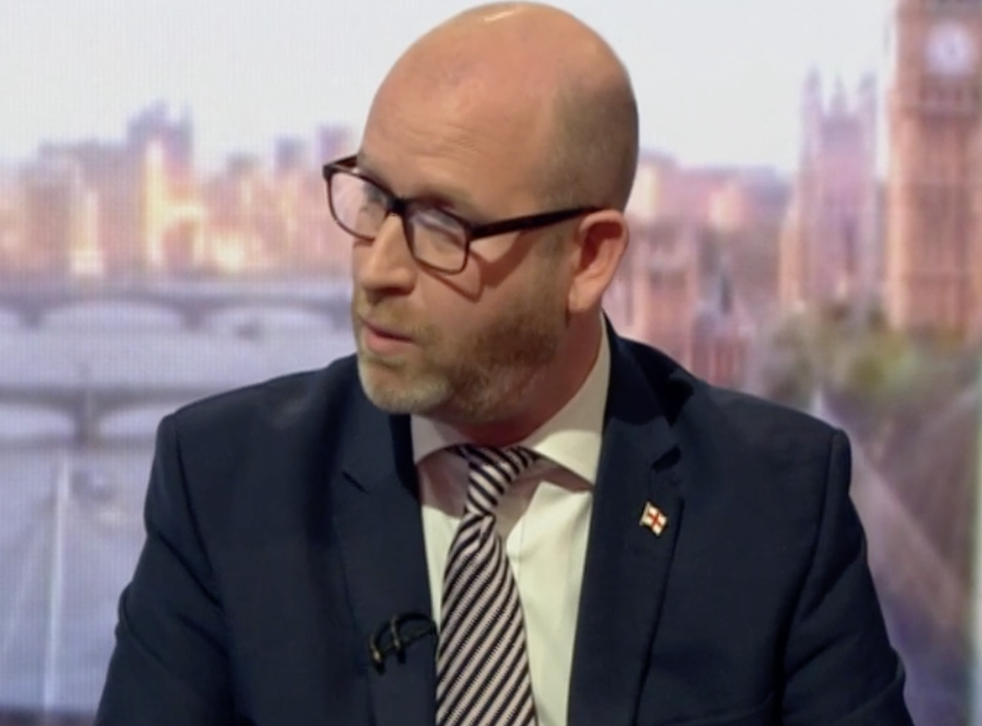 The Ukip leader suggested his party could stand down in certain seats in favour of eurosceptic MPs from other parties