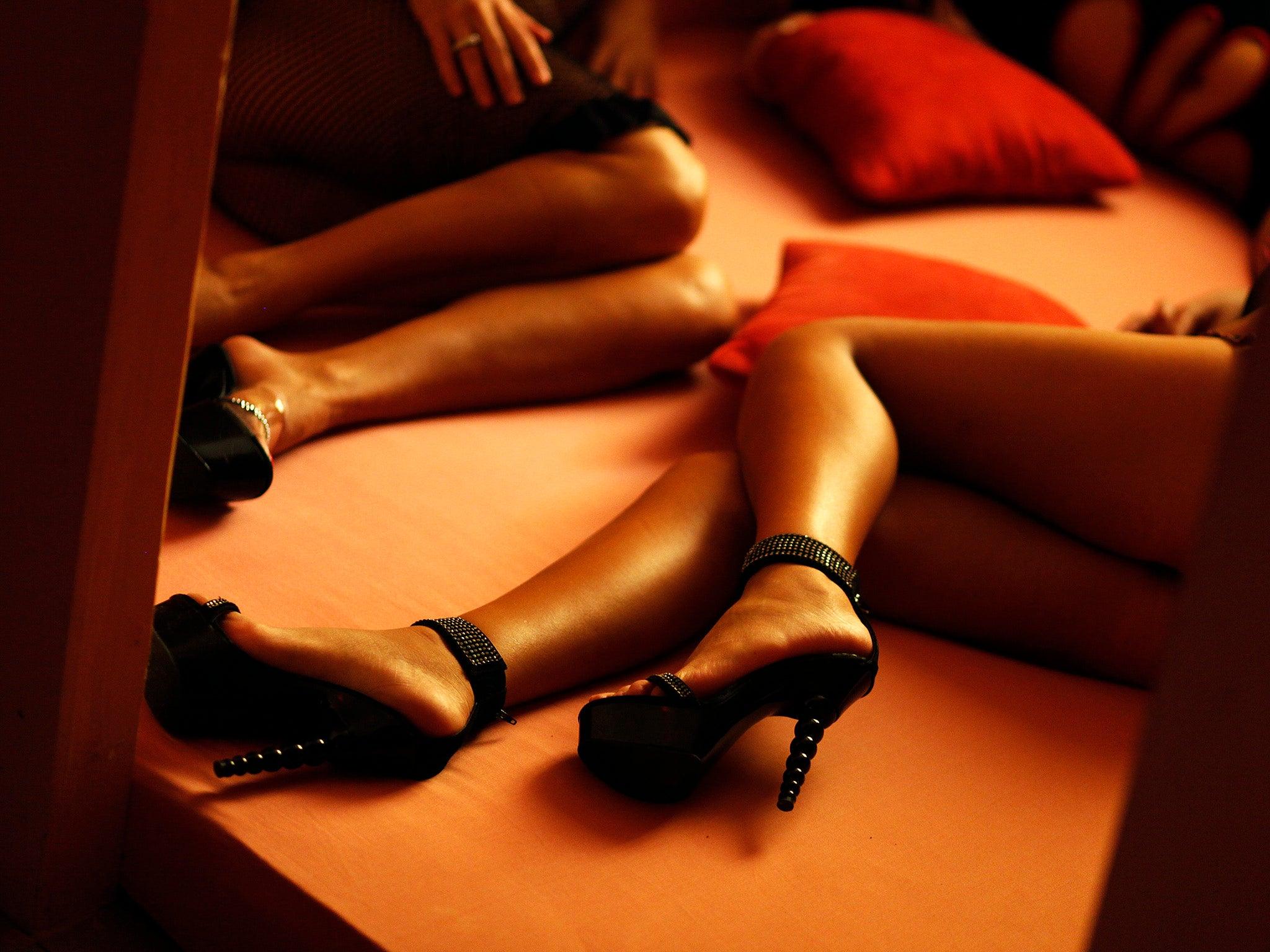 Проституток проституция фото
