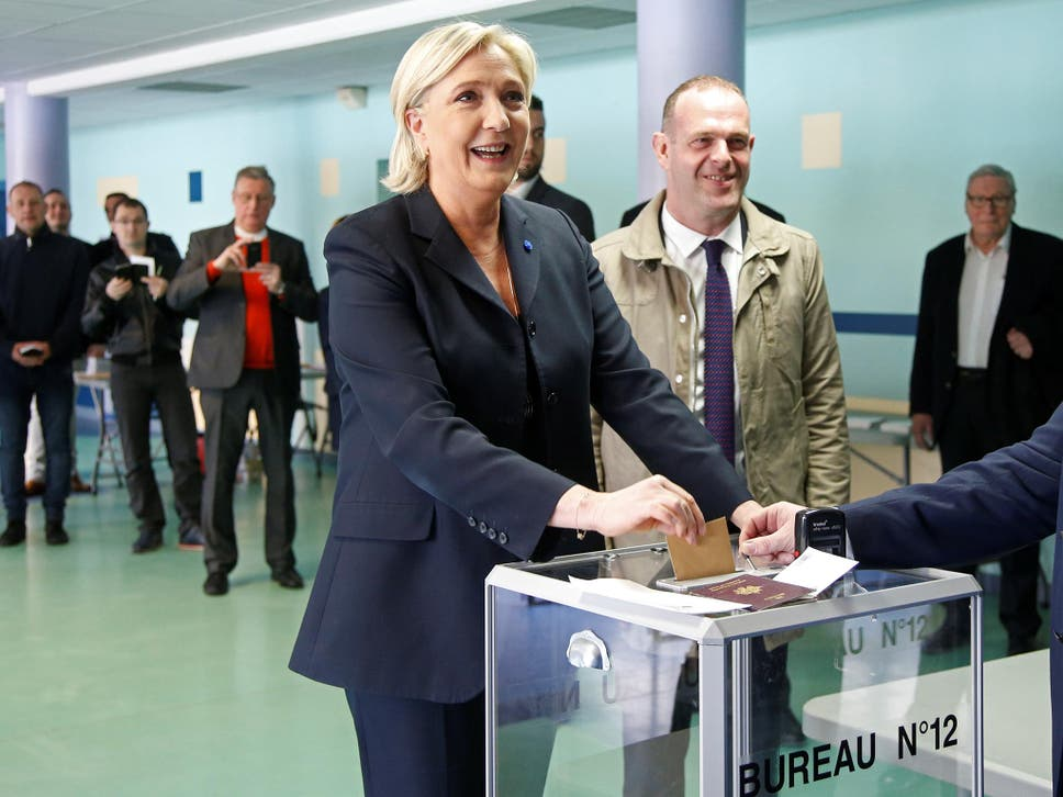 French election: marine le pen could still become frances next