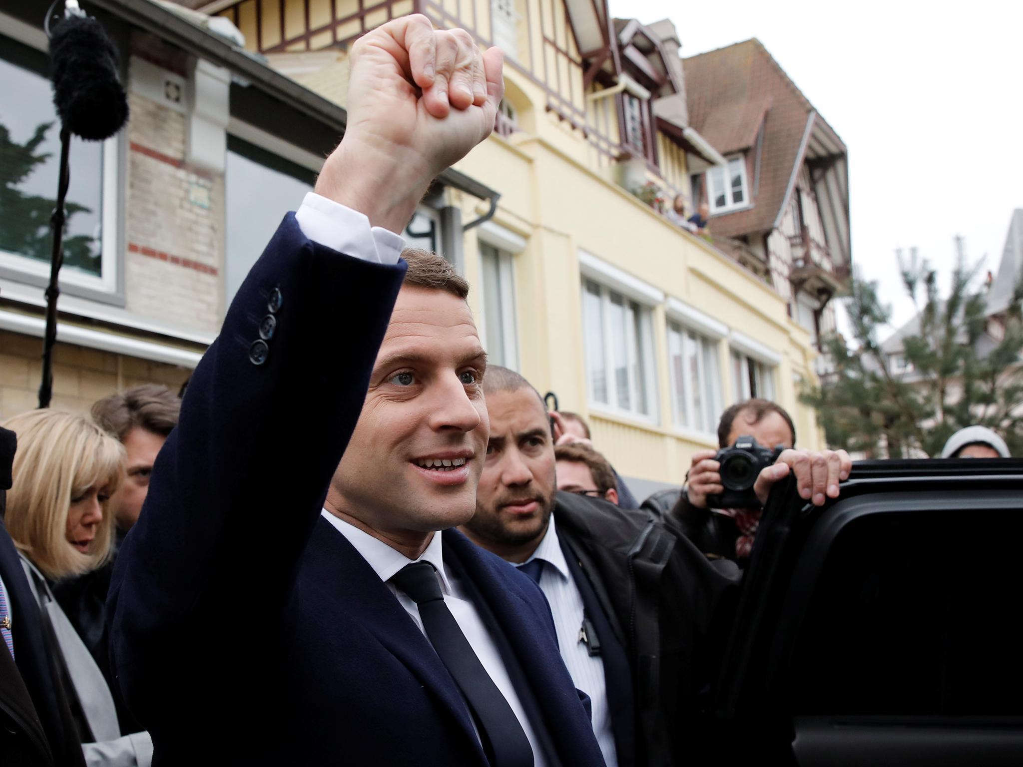 Emmanuel Macron claims Africa held back by 'civilisational