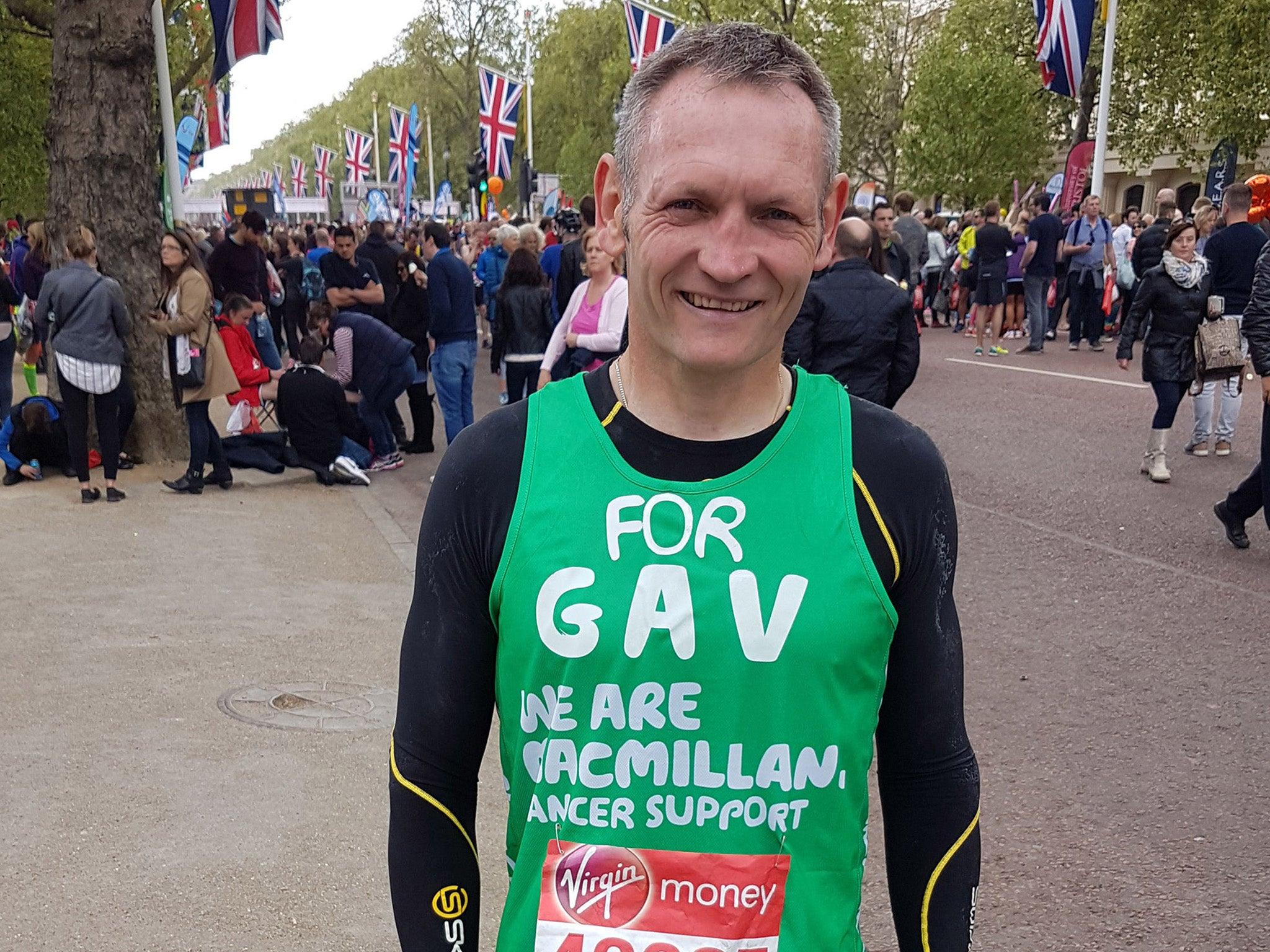 60a3888cd0 London Marathon 2017: meet Gary McKee, the man running 100 marathons ...