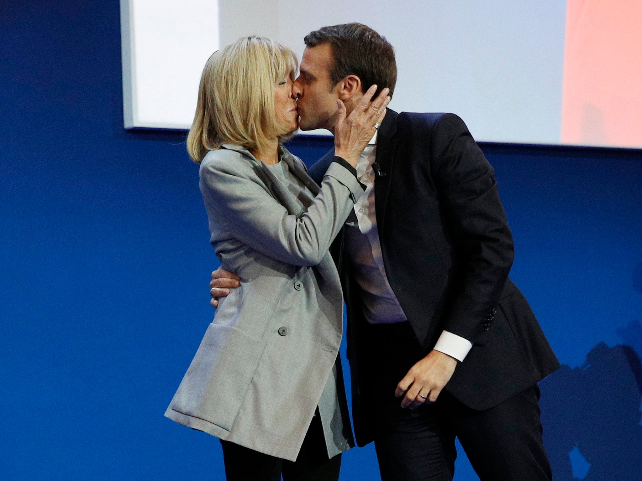 How Brigitte met Emmanuel Macron – when she was his (married) teacher – and what the French will make of it