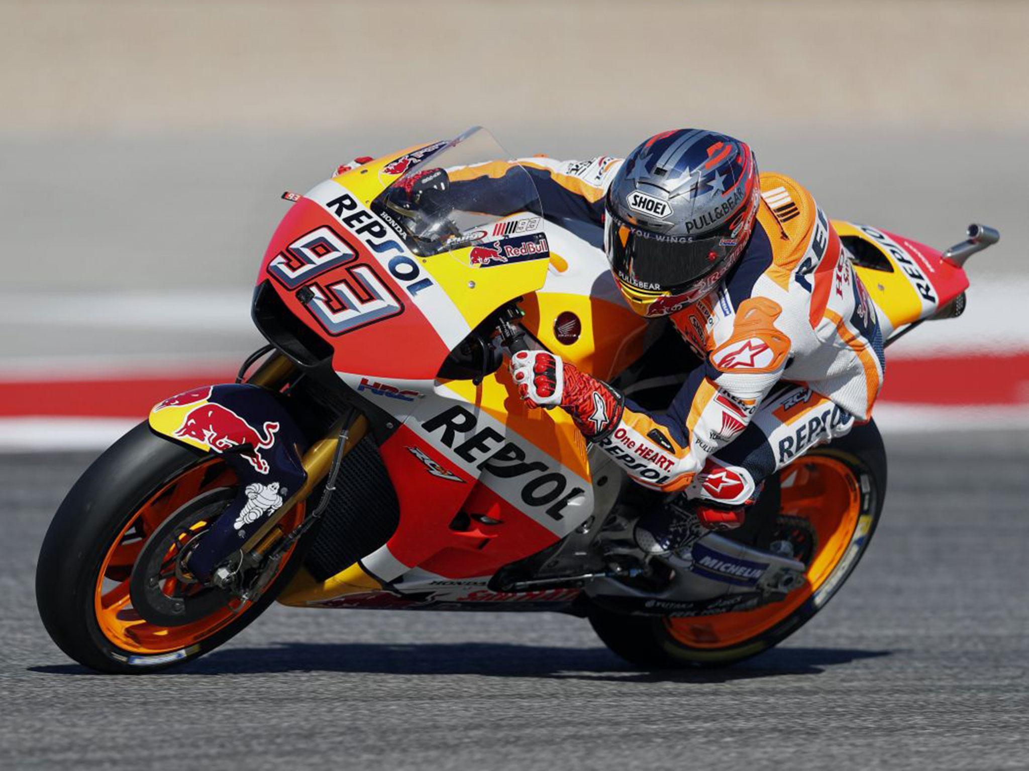 MotoGP Grand Prix of the Americas results: Marc Marquez reigns supreme as Maverick Vinales ...