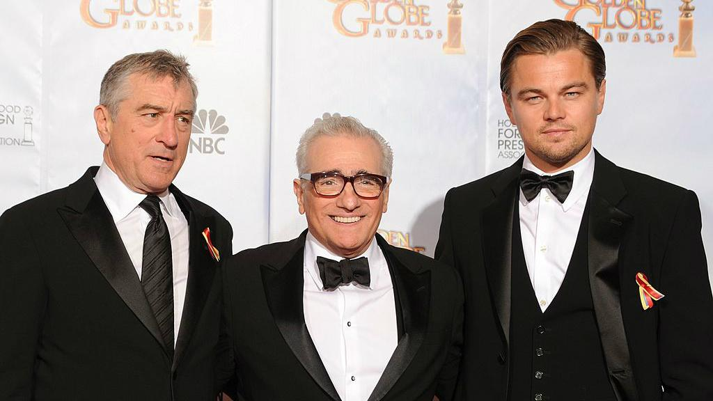 DiCaprio, De Niro, and Scorsese are gearing up for an epic collaboration