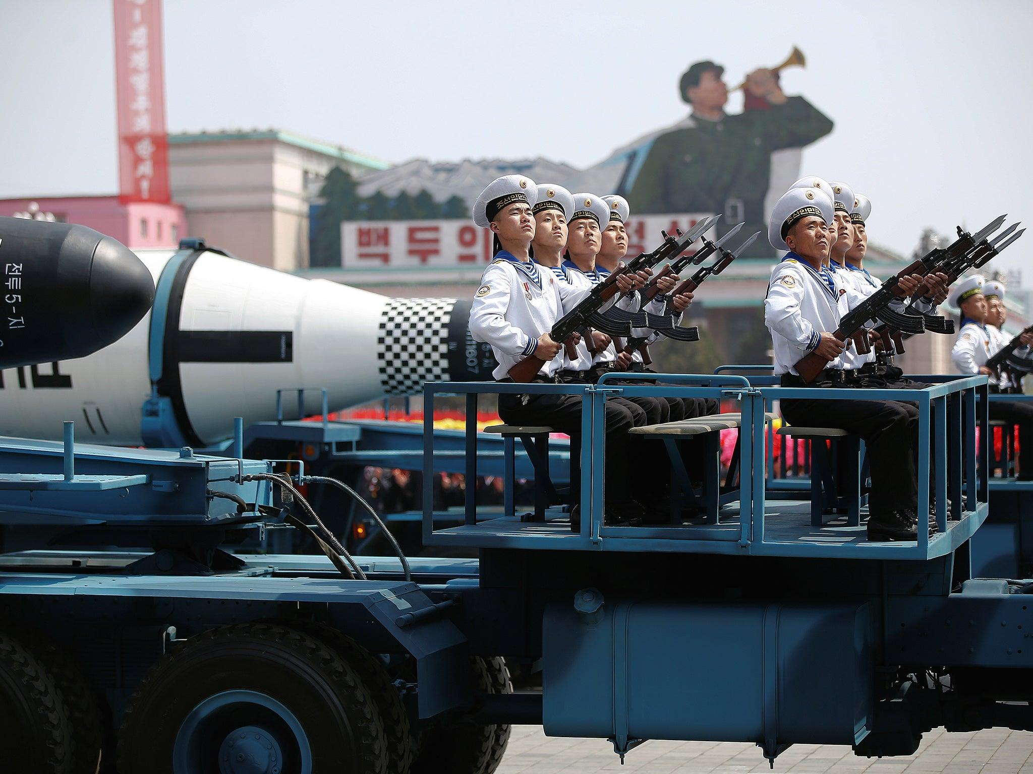 nuclear bl north korea - HD2048×1536