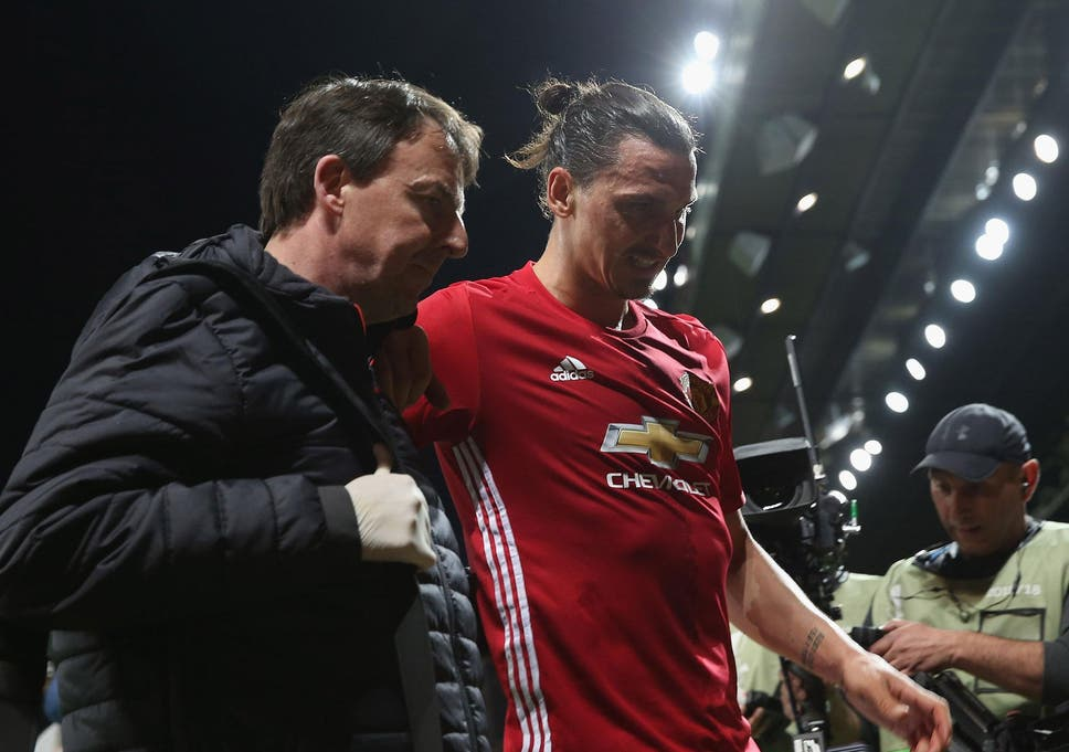 Zlatan Ibrahimovic rejects retirement and vows to return