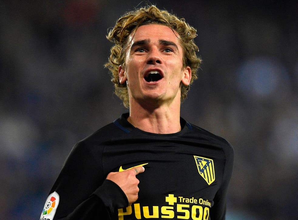 Antoine Griezmann could leave Atletico Madrid this summer