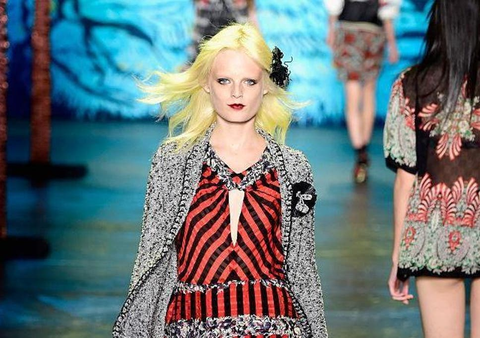 Hanne Gaby Odiele: Top intersex model on how doctors tried to change her  gender as a child.
