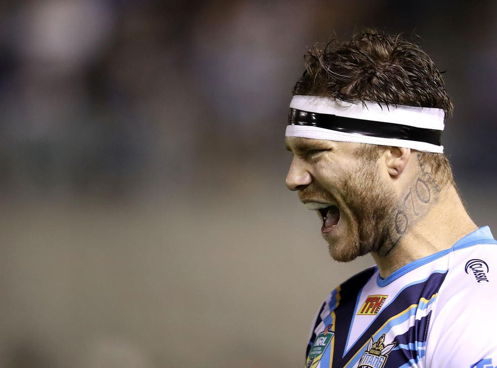 Chris McQueen is the headline inclusion in Wayne Bennett's squad to face Samoa next month