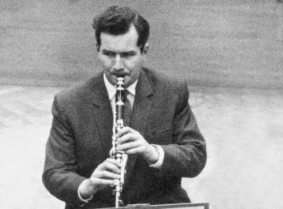 The clarinettist was born into a musical family in 1926