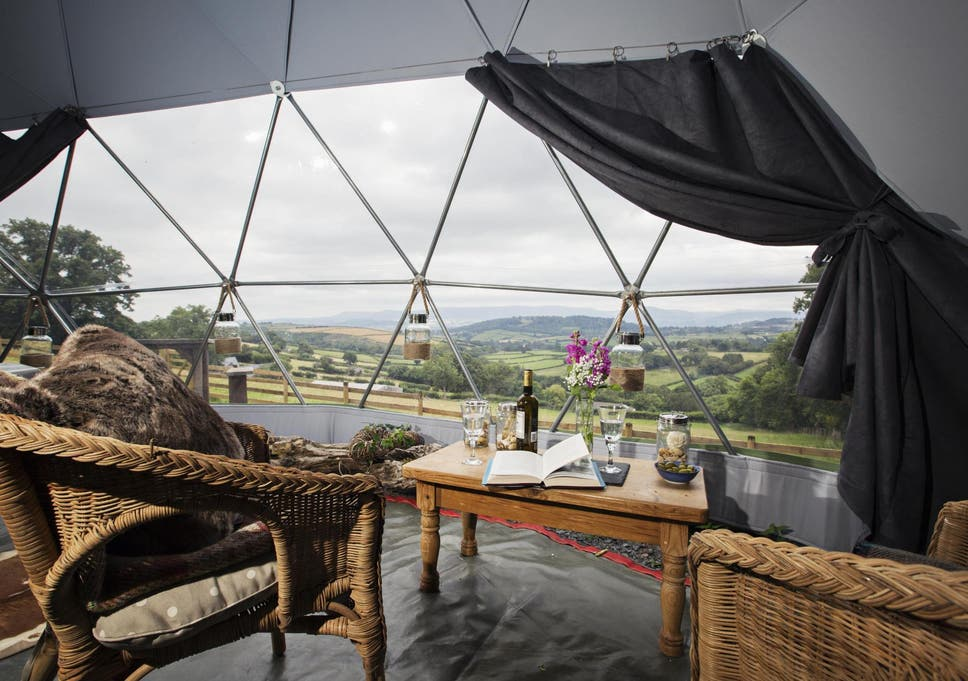 11 places to get off grid (and escape the general election