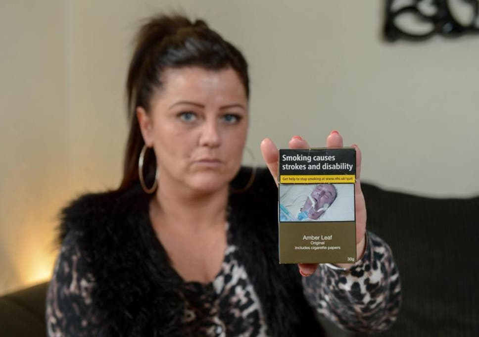 Fathers Nicotine Use Can Cause >> Woman Claims Photo Of Her Dying Father Is Used On Cigarette Packet