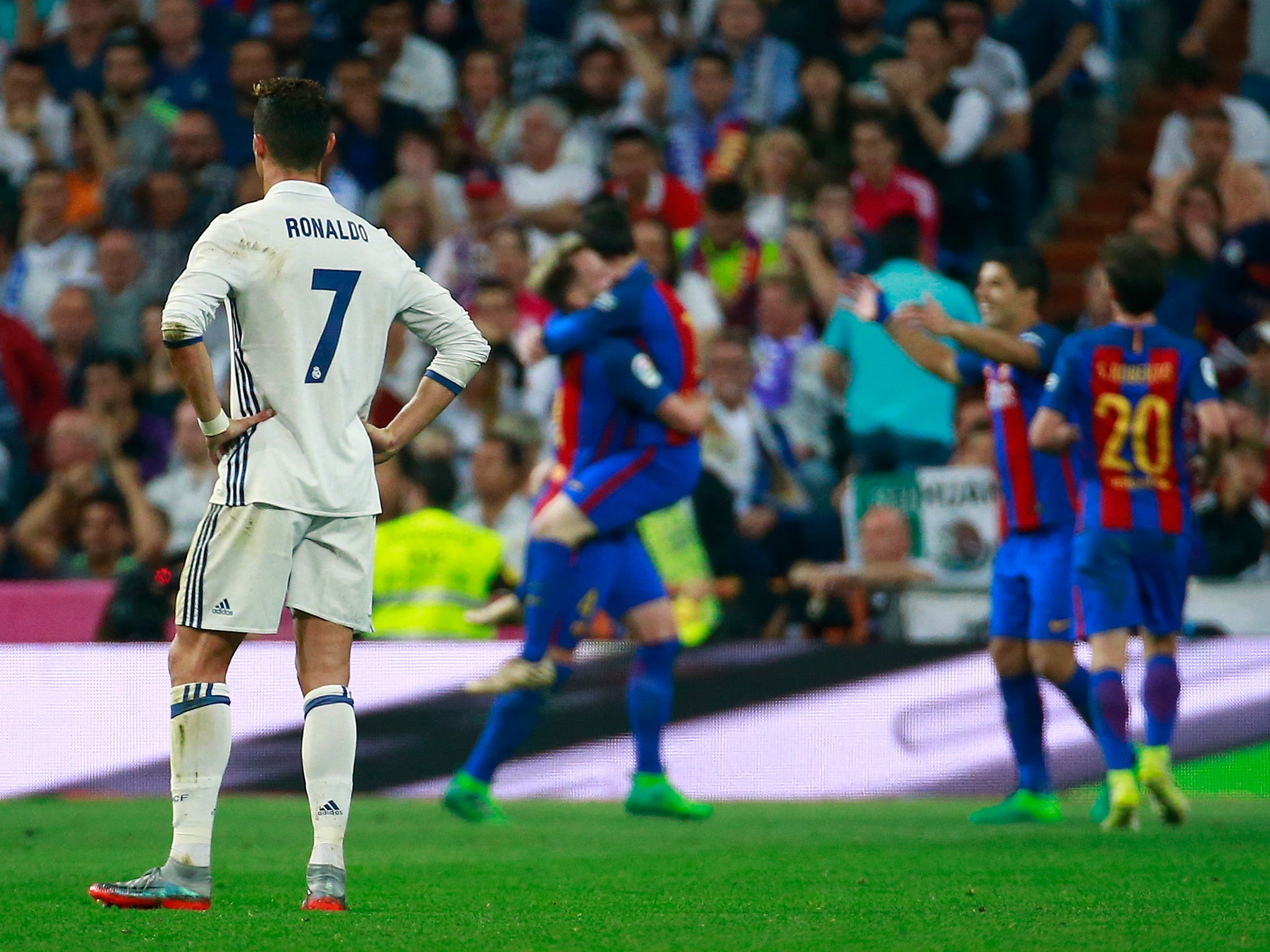 La Liga title race: What are Real Madrid and Barcelona's remaining fixtures?