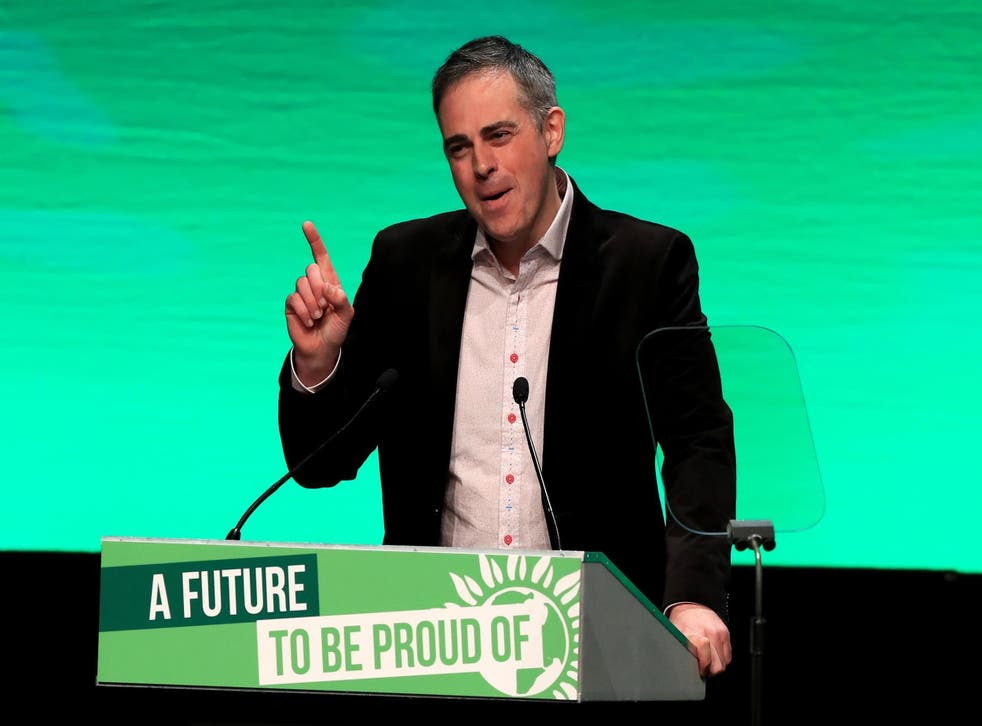 Green Party co-leader Jonathan Bartley has complained to the BBC about its 'disproportionate' coverage