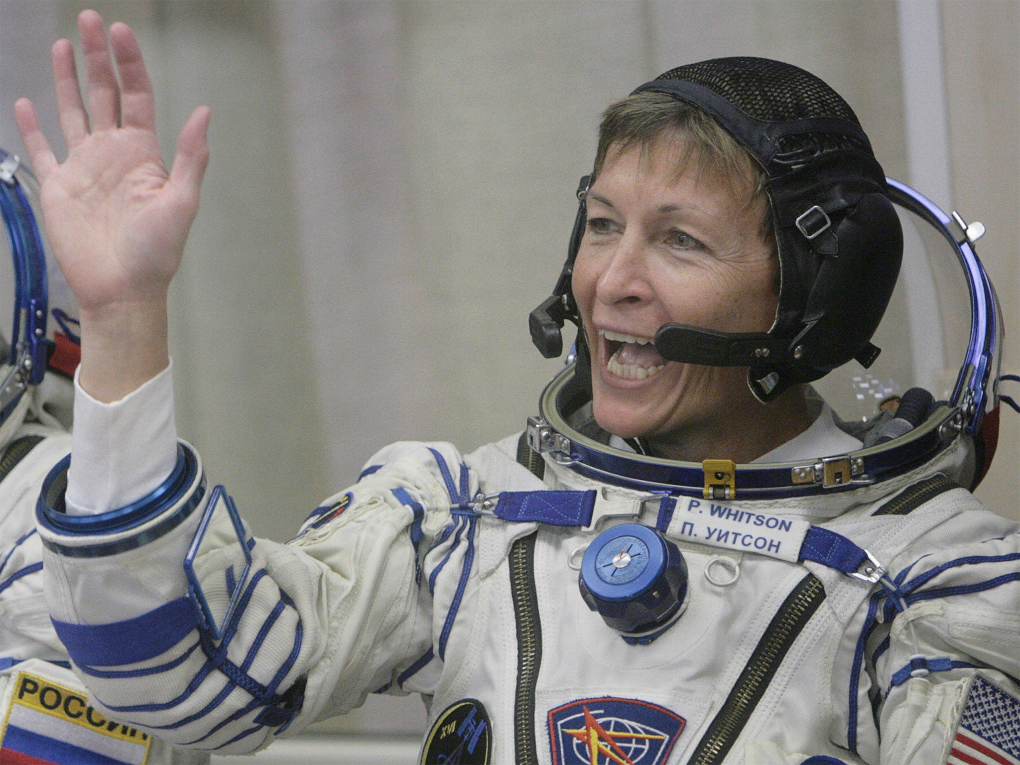 which astronaut has been in space the longest - photo #8