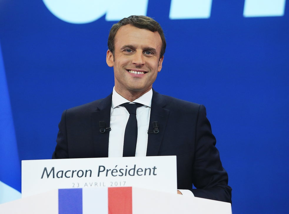 French Election Russian Hackers Targeted Emmanuel Macron Camp The Independent The Independent