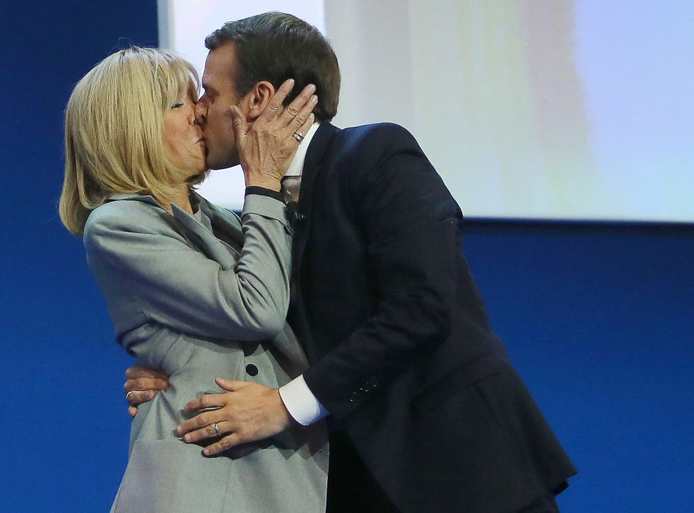 Emmanuel Macron wins First round of French presidential elections