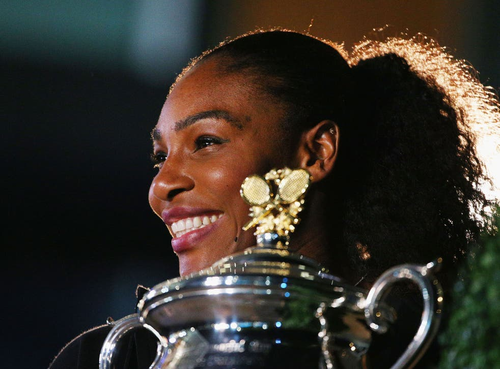 Serena Williams won the Australian Open in the early stages of her pregnancy