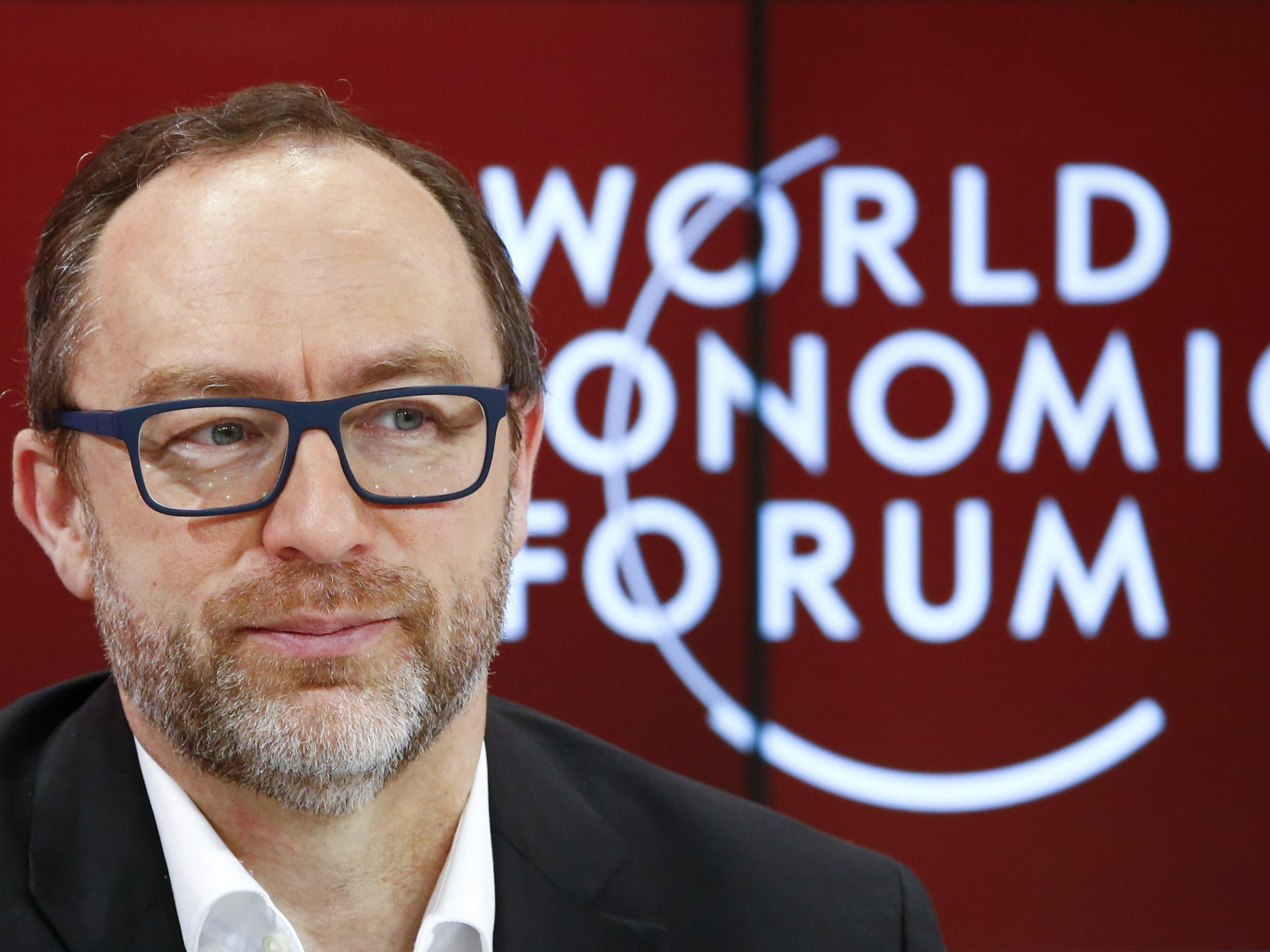 Wikipedia founder Jimmy Wales launching new site to tackle ...