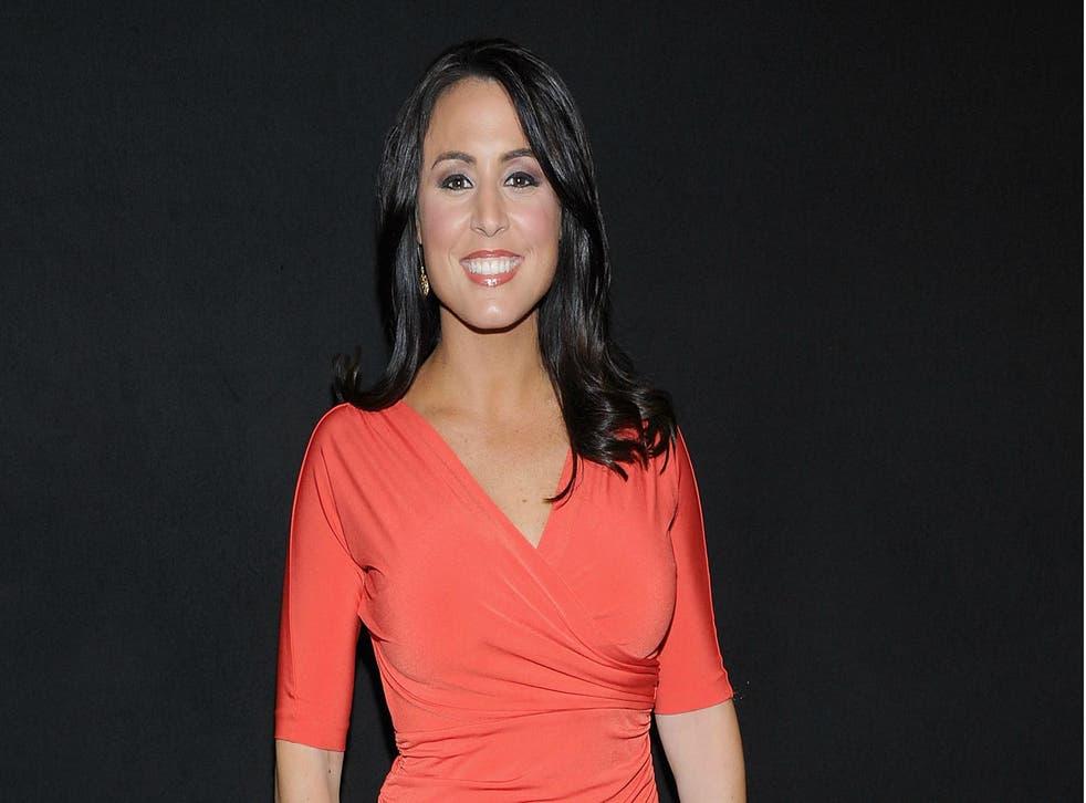 Former Fox News anchor Andrea Tantaros in 2011